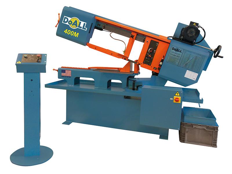 DoALL 400M machine