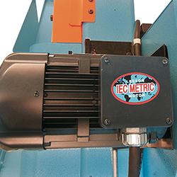 400M_Detail 4 Band drive motor