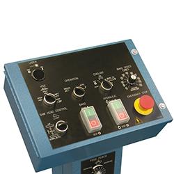 500DS_Detail 2 Control panel