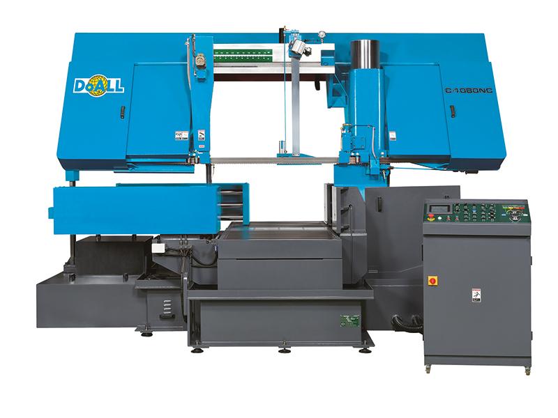 DoALL C-1080NC Utility Line zaag machine