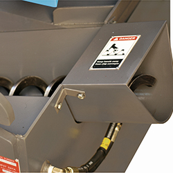 C-4033SA_Detail 8 Chip conveyor