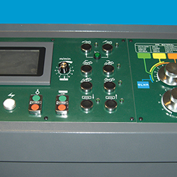 C-420NC_Detail 8 Control panel