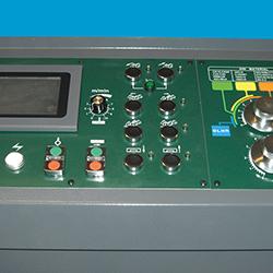 C-420NC_Detail 8 Control panel