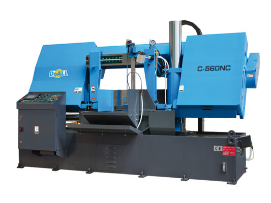 [:nl]DoALL C-560NC Utility Line zaag machine [:en]Picture of the C-8070NC Utility Line sawing machine[:]