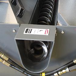 C-5650NC_Detail 7 Chip conveyor