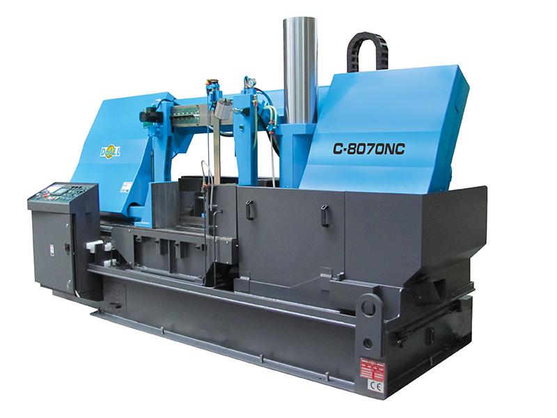 DoALL C-8070NC Utility Line zaag machine