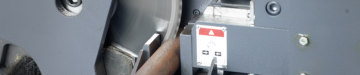 Sawing symbols of the DoALL Penetrator Band saw blade