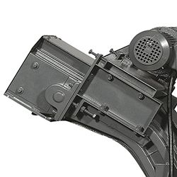 TC-75NC_Detail 2 Automatic chip conveyor