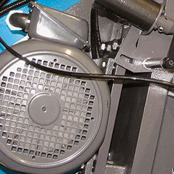 TC-75NC_Detail 3 Blade drive motor 11kW