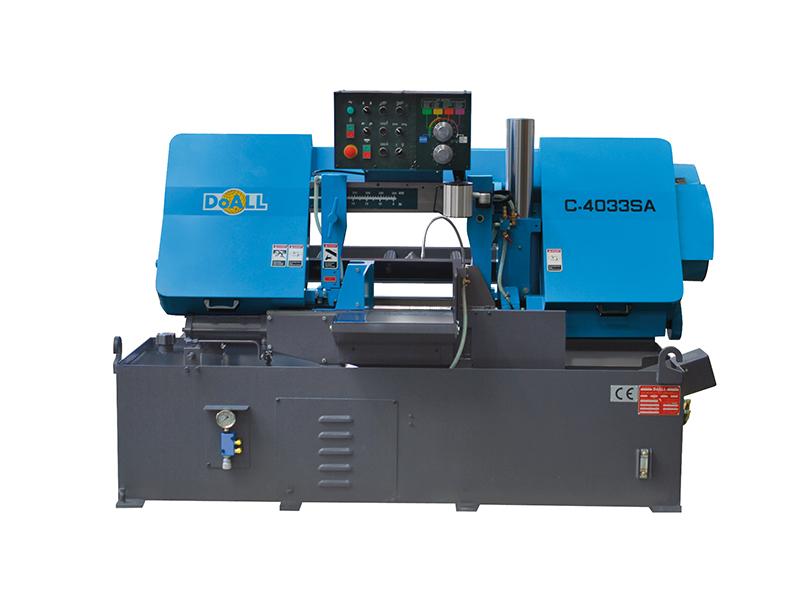 DoALL C-4033SA Utility Line zaag machine