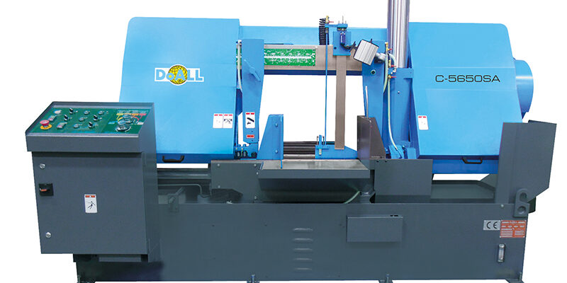 [:nl]DoALL C-5650SA Utility Line zaag machine [:en]Picture of the TC-75NC circular sawing machine[:]