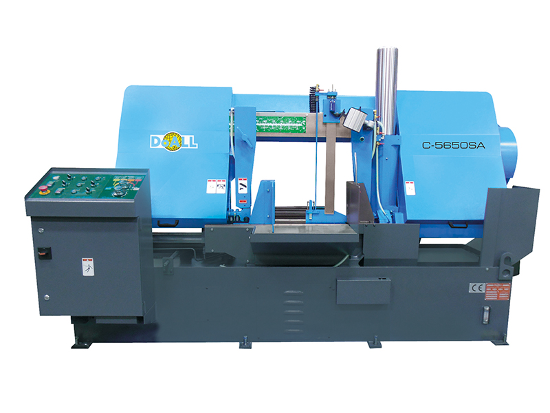 DoALL C-5650SA Utility Line zaag machine