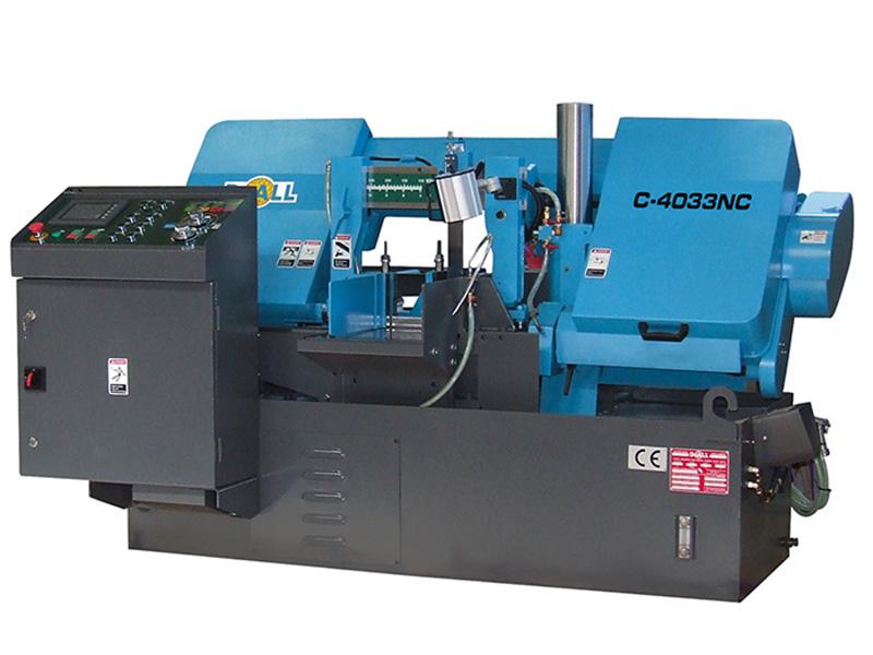 doall C-4033NC Utility Line sawing machine