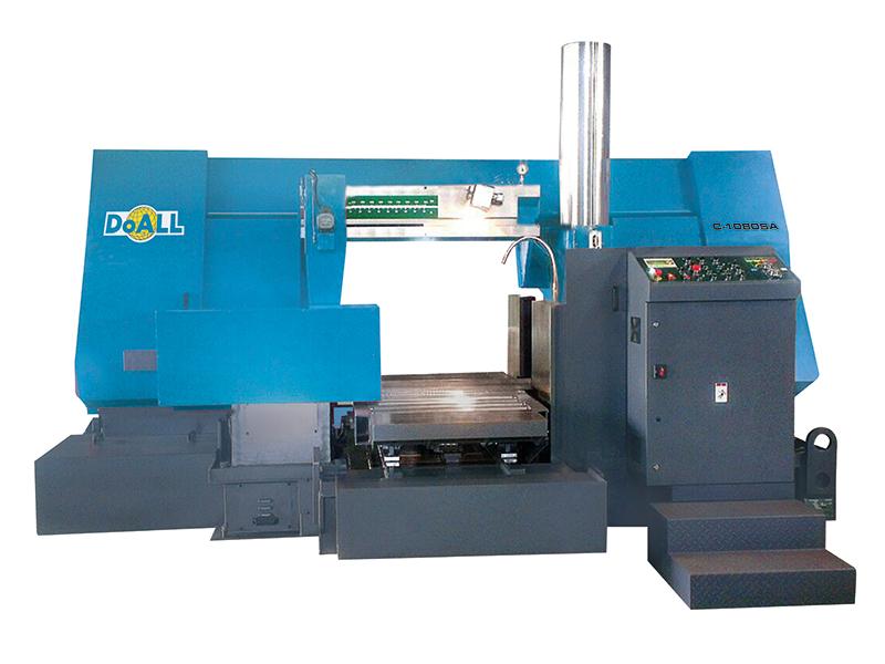 doall C-1080SA Utility Line zaag machine