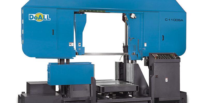 [:nl]doall C-1100SA Utility Line sawing machine [:en]doall C-1100SA Utility Line sawing machine
